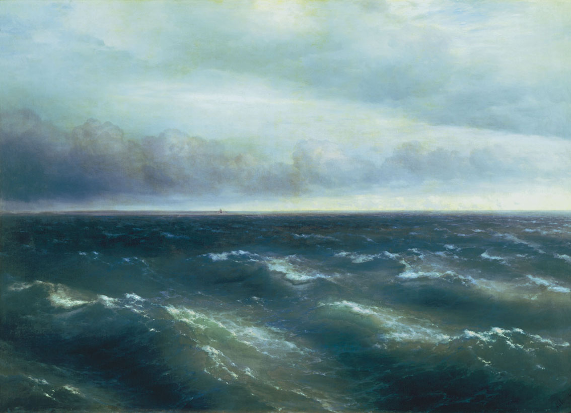 Aivazovsky_-_The_Black_Sea